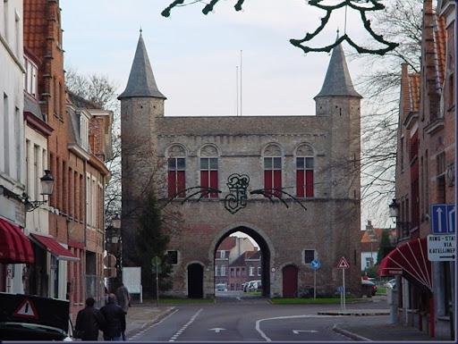 103_Bruges - Gate