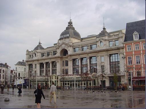 018_Antwerp - Hilton