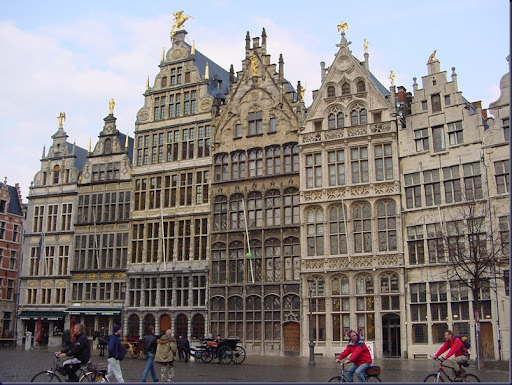 028_Antwerp - Grotemarkt 02