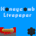 Honeycomb Livepaper Lite icon