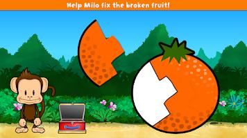 Screenshot of Monkey Preschool Lunchbox