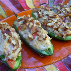 Jalapeño Chicken Poppers