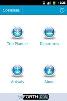 Screenshot of Openseas Greek Ferries Guide