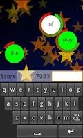 Screenshot of Type It!