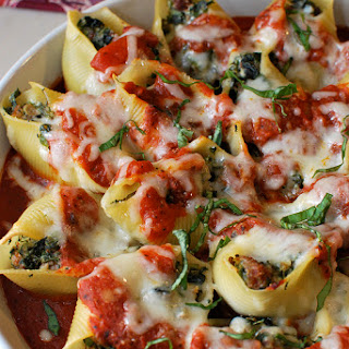 Ultimate Stuffed Shells