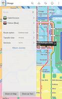 Screenshot of Chicago Metro by Zuti