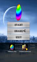 Screenshot of TAMAGO Shak Combo Pedometer