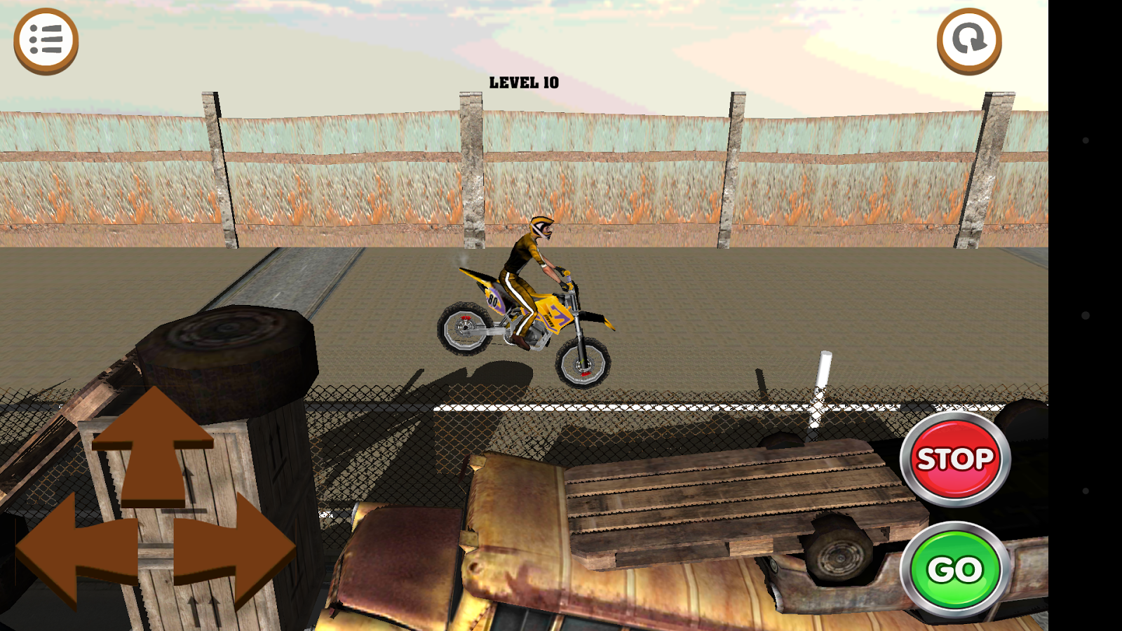 3D Motocross Bike: Industrial Screenshot 19