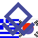 Korean Greek Dictionary icon