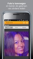 Screenshot of Rendez-Vous.be - Dating