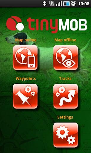 TinyMOB Hunting Maps