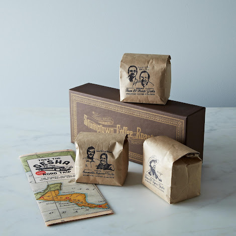 Gesha Road Trip, Rare Coffee Bean Collection Preorder