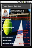 Screenshot of Tennis GrandSlam Champs Lite