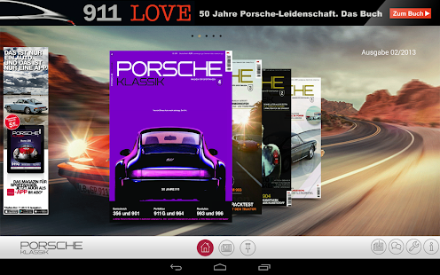 PORSCHE KLASSIK - screenshot
