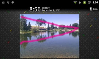 Screenshot of Pattern+ : Picture Unlock