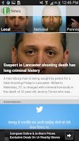 Screenshot of LancasterOnline