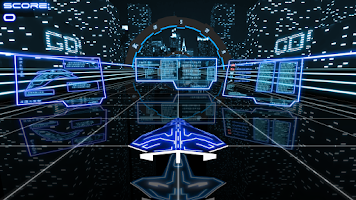 Screenshot of Neon City