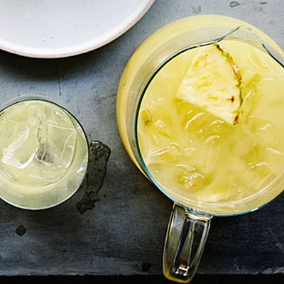 Ginger Pineapple Punch (Lebouroudjee)