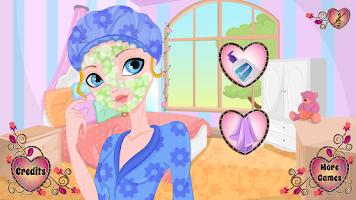 Screenshot of Blondie Lockes Makeover