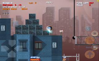 Screenshot of Alien Ball - Invasion 2014