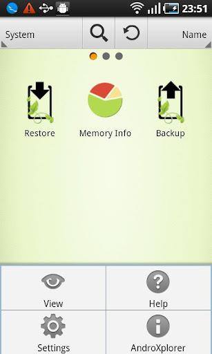 玩免費生產應用APP|下載AndroXplorer app不用錢|硬是要APP
