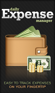 Daily Expense Manager screenshot for Android