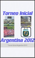 Screenshot of Torneo Inicial Futbol ARG 2012