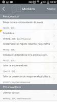 Screenshot of miAIEP