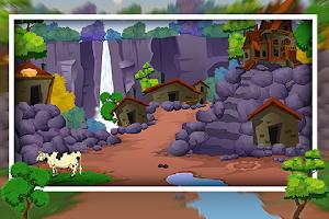 Screenshot of Rock Hills Village Escape