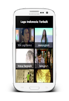 Screenshot of Lagu Indonesia Terbaik