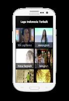 Screenshot of Lagu Indonesia Terbaik