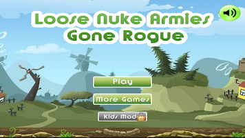 Screenshot of Nuke Armies