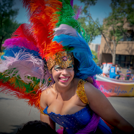 by Joseph Law - News & Events Entertainment ( parade, cariwest, 30yth annual, very good entertainment, beautiful dancer, sunny day !! )