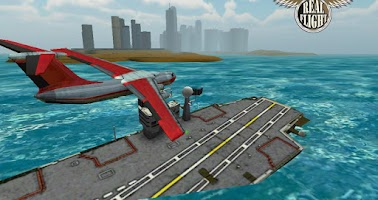 Screenshot of Real Flight - Plane Simulator