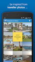 Screenshot of HolidayCheck - Hotels & Travel
