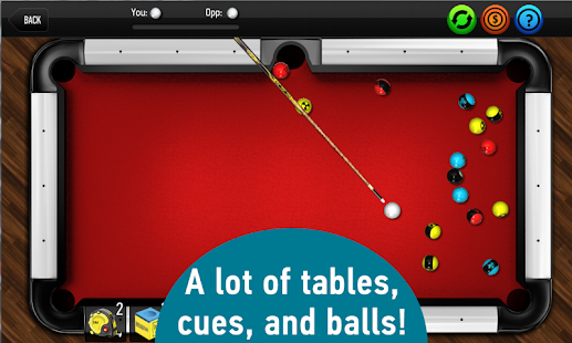 Pool World Tour- screenshot thumbnail