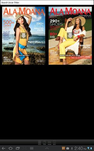 Ala Moana Magazine Chinese