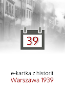 Screenshot of e-kartka 1939
