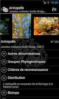 Screenshot of DORIS Android