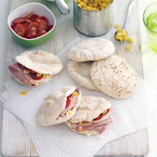 Toaster Pitta Pockets