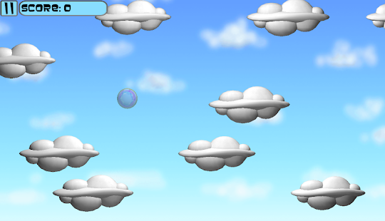 Flight of the Bubble - screenshot