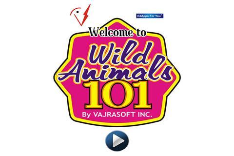 Wild Animals 101
