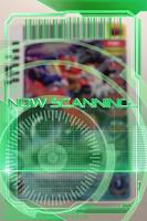 Screenshot of POWER RANGERS SCANNER