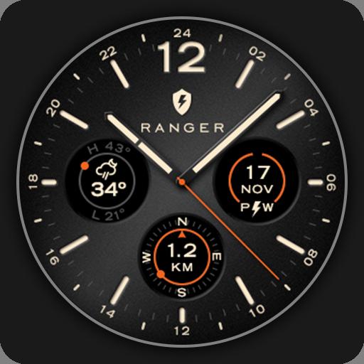Ranger Military Watch Face