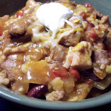 Route 66 Roadhouse Chili Fix