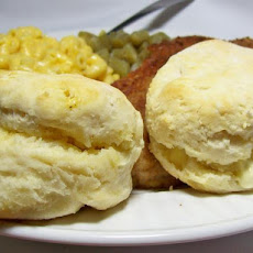 Good Eats Southern Biscuits
