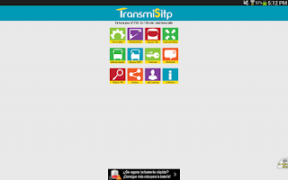 Screenshot of Transmilenio y Sitp