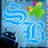 GOWidget Theme SteelBlue-Free mobile app icon