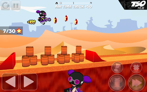 Flip Riders Screenshot