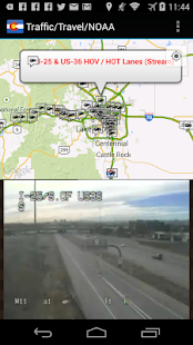 Colorado Traffic Cameras Pro - screenshot